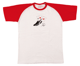 HONDA Poker t-shirt