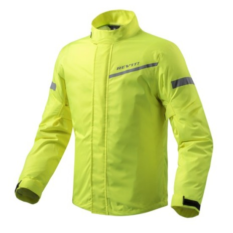 Aδιάβροχο Τζάκετ Revit Cyclone H2O Neon-Yellow