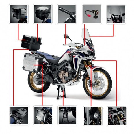 Honda CRF1000L Africa Twin Touring Pack