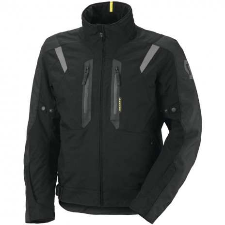 Μπουφάν Scott Technit TP Jacket Black