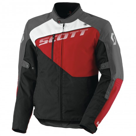 Μπουφάν Scott Sport Dp Blouson Black/Red