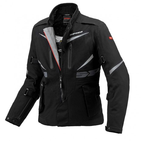 Μπουφάν Χειμερινό SPIDI X-Tour Evo H2Out Jacket Black