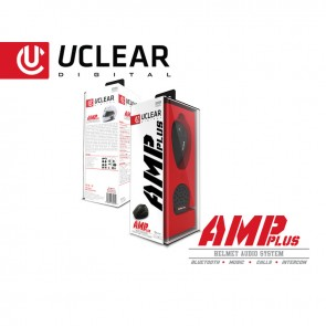 Uclear AMP Plus - Dual Kit (Διπλή Μονάδα)