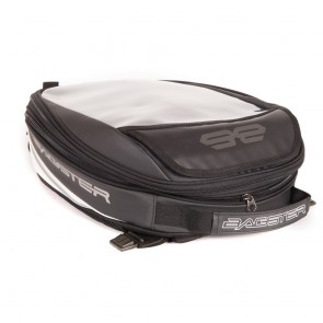 Tank Bag Bagster Roader Black/White 22L