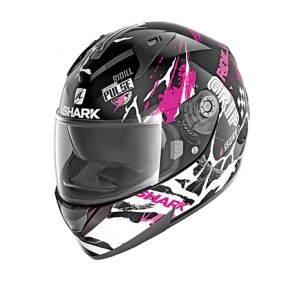 Κράνος Shark Ridill Drift-R Black/Violet