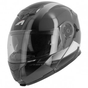 Κράνος Ανοιγόμενο Astone RT1200 Vanguard Black/Anthracite