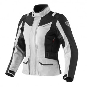 Μπουφάν Revit Voltiac Ladies Silver-Black