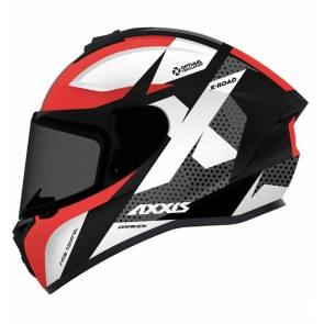 Κράνος Fullface AXXIS Draken X-Road Red